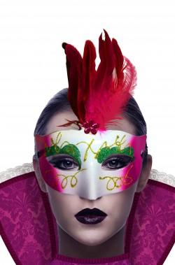 Maschera di carnevale stile...