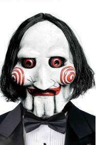 Maschera di Billy il Pupazzo di Saw burattino