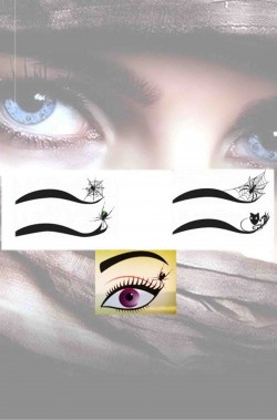Eyeliner per trucco Halloween da strega
