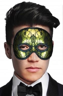 Maschera di carnevale veneziano oro economica