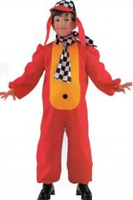 Vestito di carnevale da cagnolino investigatore Sherlock pilota