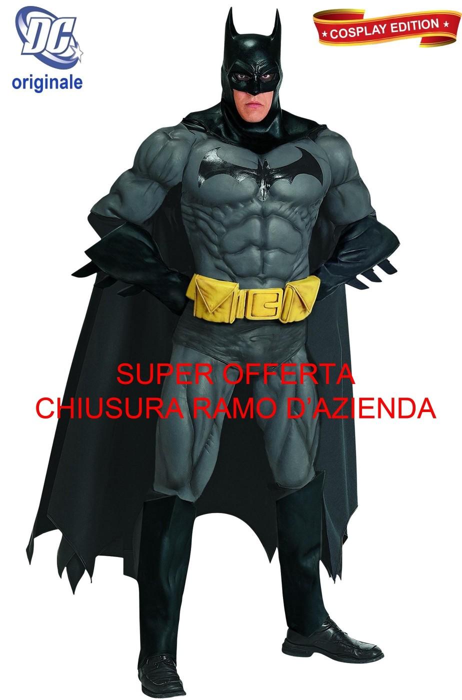 Costume di Batman come quello del film