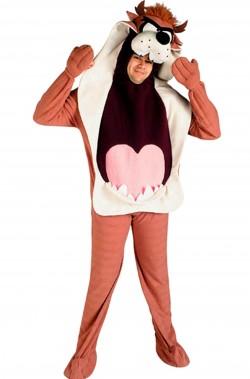 Vestito di carnevale Taz Diavolo di Tasmania Looney Tunes adulto