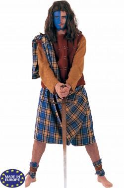 Vestito cosplay William Wallace Braveheart