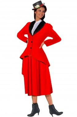 Vestito carnevale da Mary Poppins adulta