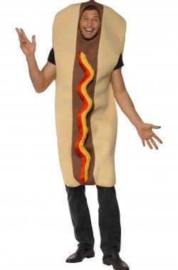 Vestito di carnevale Hot Dog in offerta