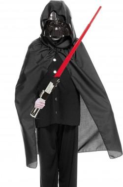 Costume Darth Vader bambino fai da te