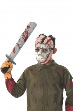 Set per costume halloween da Jason di Venerdì 13