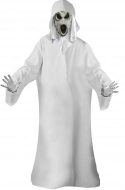 Costume screamer ghost...