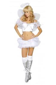 Costume donna Angelo Alta Qualita' bianco