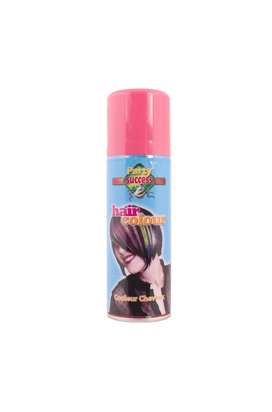 Spray Lacca Per Capelli Colore Rosa