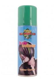 Spray Lacca Per Capelli Colore Verde