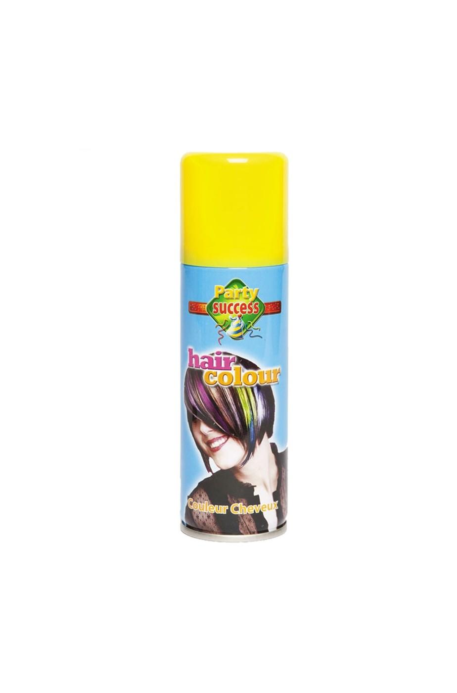 Spray Lacca Per Capelli Colore Giallo