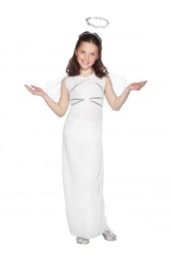 Costume carnevale Bambina Angelica