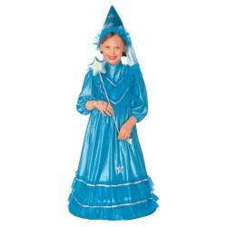 Costume carnevale Bambina Fatina Blu
