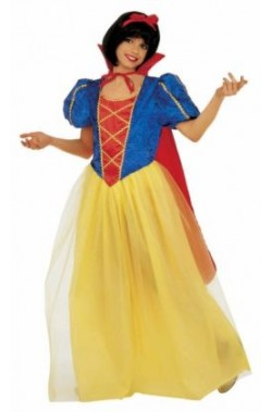 Costume carnevale Bambina Bianca Delle Nevi