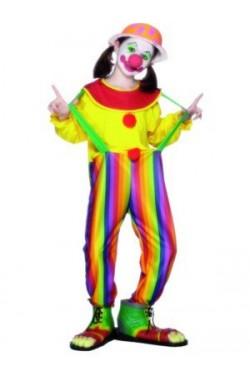 Costume carnevale Bambino Clown