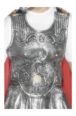 Pettorale Armatura Romana guerriero romano taglia unica adulto in lattice