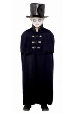 Costume carnevale Bambino Conte Dracula