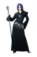Costume donna lady teschio