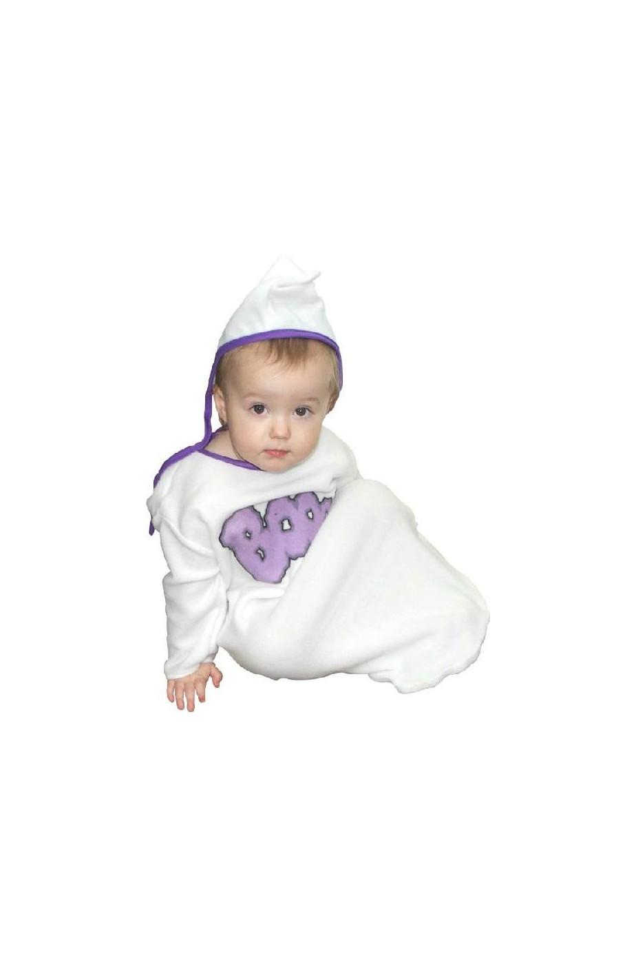 Costume carnevale bambino fantasmino - Costume neonato piscina ...