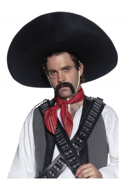 Cappello messicano lusso