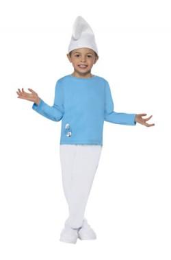 Costume carnevale Bambino Puffo