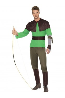 Costume adulto Robin Hood