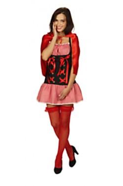 Costume Cappuccetto rosso donna
