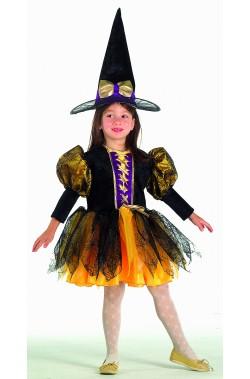Costume Halloween bambina...