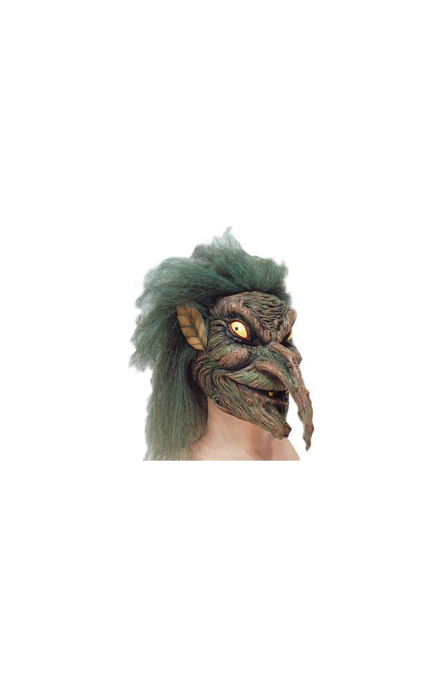 Goblin Maschera Accessorio Per ORCO ELFO folletto nano GNOMO Labrynth Costume