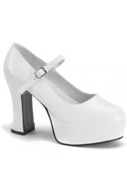 Scarpe da donna bianche con...