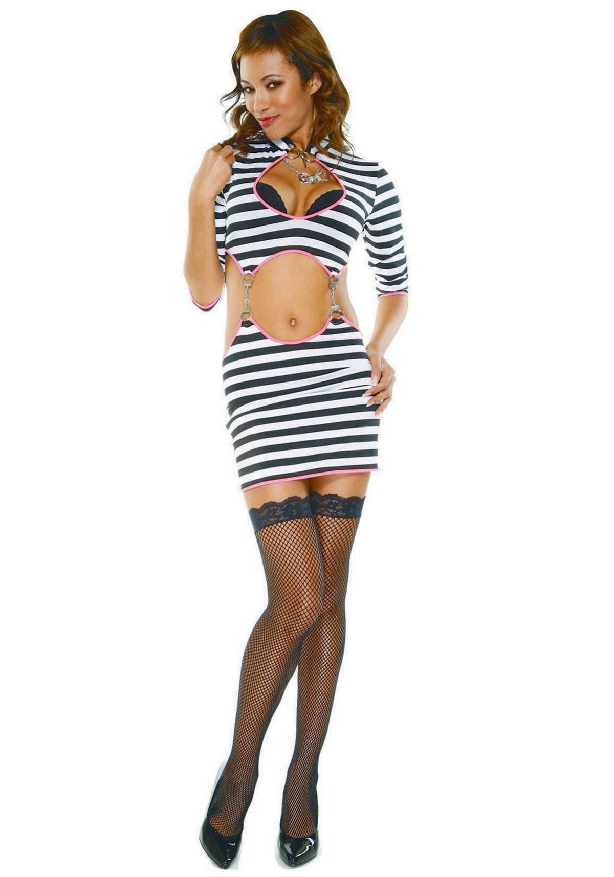 acquista l'originale negozio online ultima selezione Costume donna detenuta