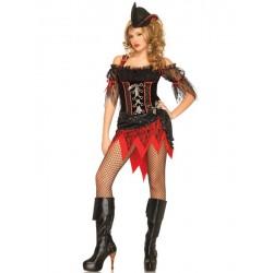 Costume donna Piratessa
