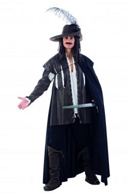Costume medievale o Alatriste o pirata Qualita' teatrale.