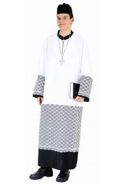 Costume uomo sacerdote o...