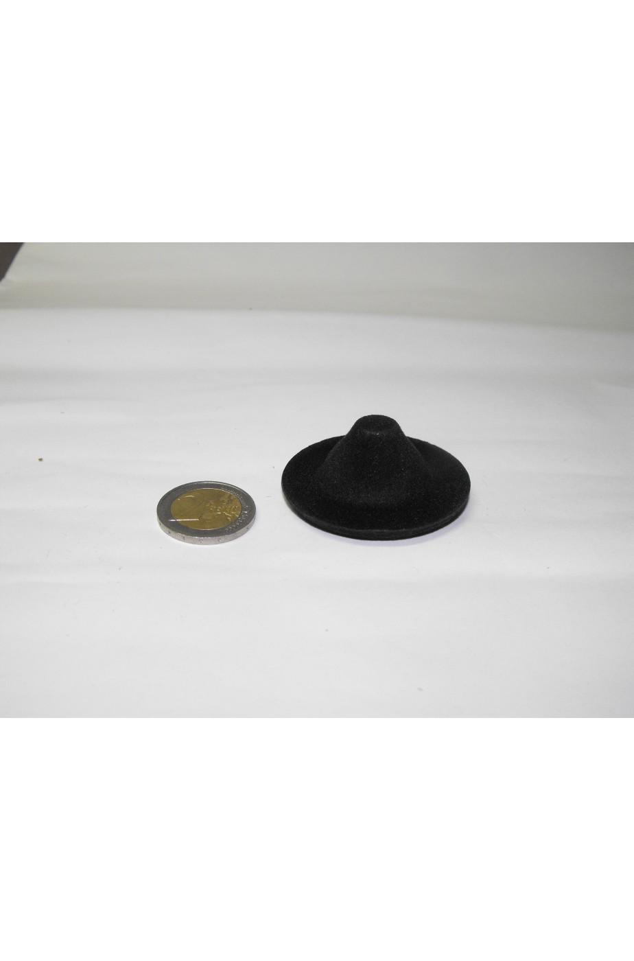Accessori presepe contadino: cappello in vero feltro