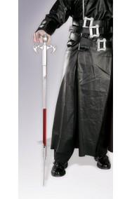 Bastone vampiro halloween cm 105