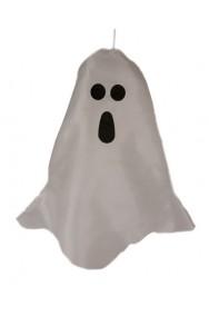 Allestimento Halloween decorazione Fantasma luminoso lampeggiante e cambiacolore
