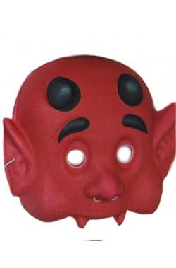 Maschera bambino Diavolo in EVA