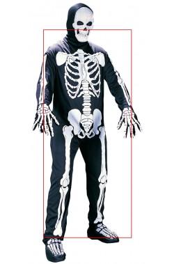 Costume adulto scheletro