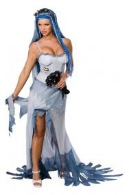 Costume sposa cadavere dal film di Tim burton