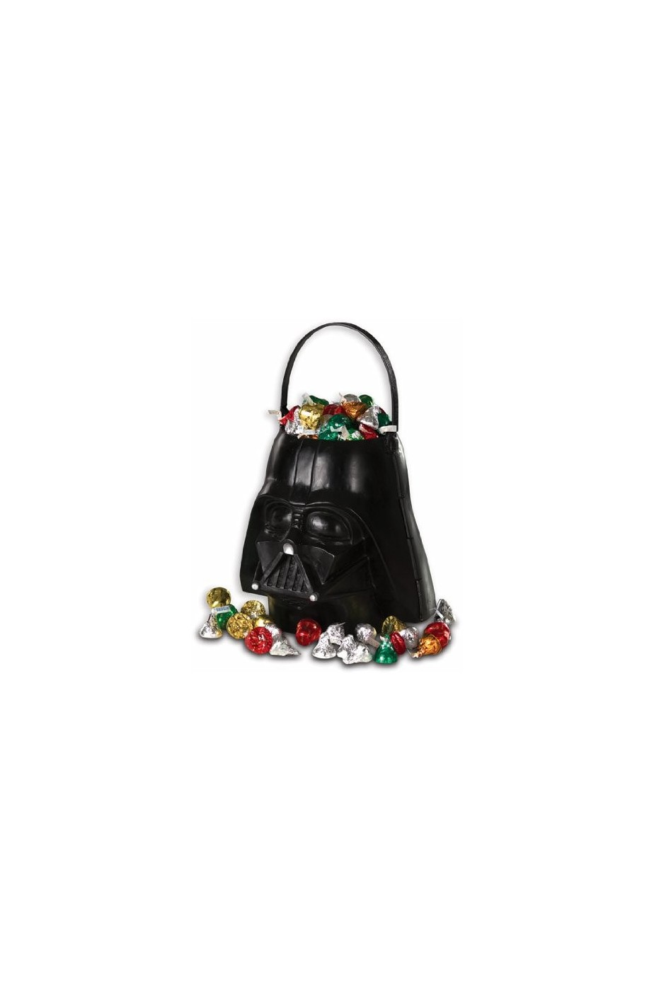 Borsa portadolcetti in plastica Star Wars hDarth Vader alloween