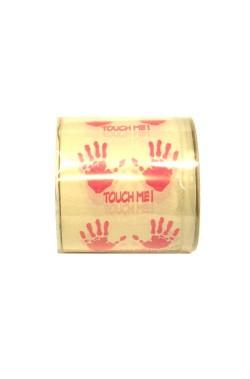 carta igienica con mani