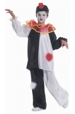 Costume carnevale Bambino Pierrot