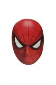 Maschere in cartoncino spiderman confezione da 6 pezzi