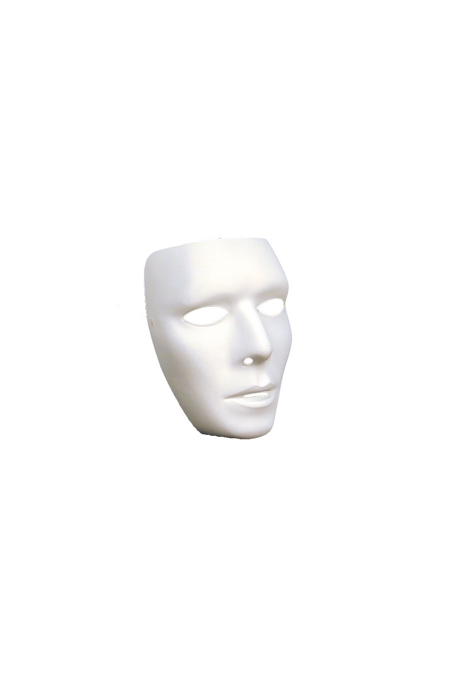 Maschera bianca viso