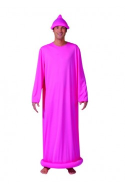 Costume uomo preservativo