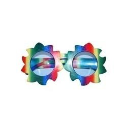 Occhiali anni 70 Hippy figli dei fiori flower power