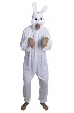 Costume uomo bianconiglio